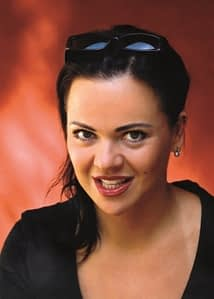 Marion Petric von den Ö3 Comedyhirten